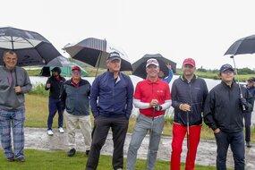 """Laureat turnieju, Robert Świerczyński (Olympic Golf Club), nie miał łatwego zadania. O jego triumfie zadecydowała bowiem dogrywka w systemie """"nagłej śmierci"""". Aż 4 zawodników po zakończeniu turnieju miało identyczny wynik - 81 uderzeń. Byli to, oprócz Roberta Świerczyńskiego, Tomasz Piecyk (Sobienie Królewskie Golf & Country Club), który ostatecznie zajął drugie miejsce, Paweł Wyrzykowski (Golf Park Józefów), który stanął na najniższym stopniu podium, oraz Mikołaj Geritz (Sobienie Królewskie Golf & Country Club), najmłodszy uczestnik turnieju (24 lata). W żadnym z turniejów rozegranych dotychczas na polu w Sobieniach nie zdarzyła się sytuacja, że w dogrywce wzięło udział aż 4 zawodników. To świadczy o wysokim i bardzo wyrównanym poziomie turnieju."""