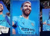 Domowe stroje Manchesteru City na sezon 2020/2021