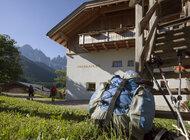 Pomysły na aktywne wakacje w gospodarstwach Roter Hahn w Południowym Tyrolu