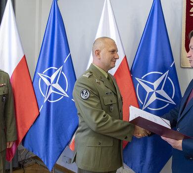 Płk Maciej KLISZ zastępcą Dowódcy WOT