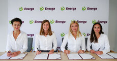 Szpadzistki ambasadorkami Grupy Energa1.JPG