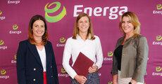 Szpadzistki ambasadorkami Grupy Energa.JPG