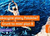 Jak Polacy spędzą lato 2020? – wyniki raportu Think Forward Initiative