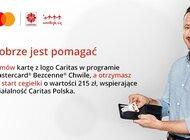 Nowa promocja Banku Pocztowego, Mastercard i Caritas Polska w programie Bezcenne Chwile