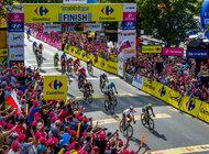 Startuje 77. wyścig Tour de Pologne - Carrefour Polska tradycyjnie Sponsorem Głównym