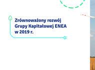 Nowy raport zrównoważonego rozwoju Enei opublikowany