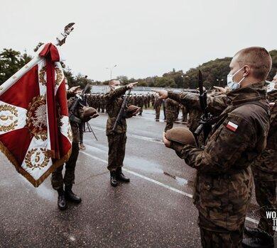 Święto Brygady, przysięga i pożegnanie dowódcy 14. Zachodniopomorskiej Brygady OT