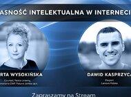 Własność Intelektualna w Internecie - zaproszenie na live z Lenovo