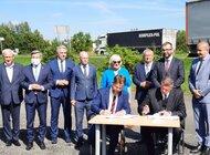 Budimex przebuduje drogę S1 na odcinku Podwarpie – Dąbrowa Górnicza w ciągu 30 miesięcy
