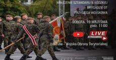 Wręczenie sztandaru 9_ Łódzkiej Brygadzie Obrony Terytorialnej.bin