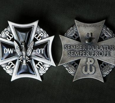 Odznaka Pamiątkowa Dowództwa WOT