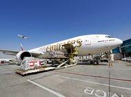 Emirates pomagają ludności w Bejrucie dzięki hojności swoich klientów