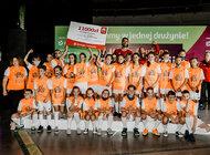 Puchar 3. edycji Drużyny Energii dla szkoły w Starych Zawadach