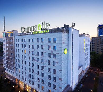 Budynek Campanile Warszawa