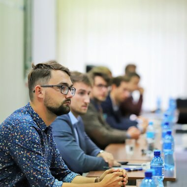 Zajęcia drugiej edycji Szkoły Przywództwa KGHM
