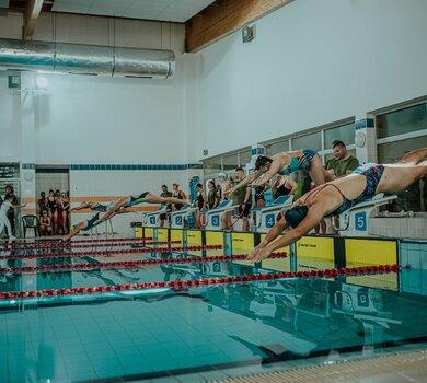Mistrzostwa WOT w pływaniu