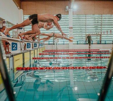 Mistrzostwo WOT w pływaniu