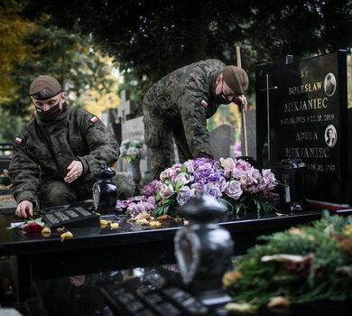 Terytorialsi jak co roku pamiętają o walczących za Ojczyznę