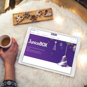 PLAY - Moc świątecznych prezentów JUNIOR BOX