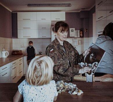 Terytorialsi w domu dziecka
