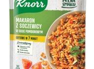 Nowość Pasta pełna smaku Knorr - prościej i smaczniej być nie może