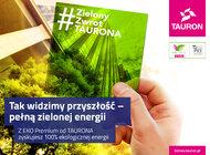 Zielona energia od TAURONA zasili fabrykę giganta