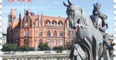 Miasta polskie Bydgoszcz - znaczek jpg.jpg