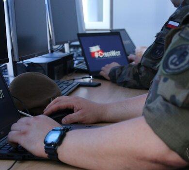 Zespół Działań Cyberprzestrzennych WOT