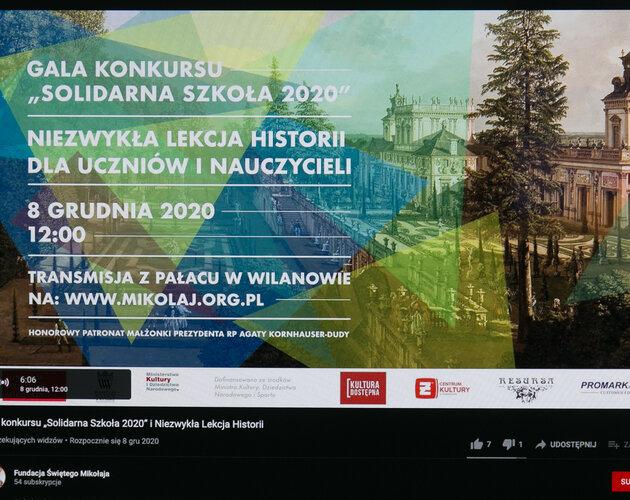 Wielki finał największej solidarnościowej akcji dla polskich szkół