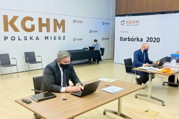 Cykliczne spotkanie z samorządowcami Zagłębia Miedziowego.jpg