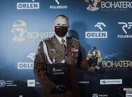 """Nagroda """"Brązowego BohaterONa"""" im. Powstańców Warszawskich, dla Wojsk Obrony Terytorialnej."""