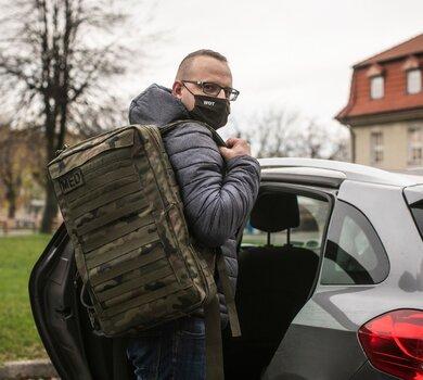 2000 plecaków medycznych zostało wydanych dla żołnierzy WOT