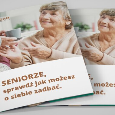 Broszura dla seniorów
