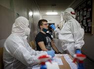 Podchorążowie po świątecznych urlopach zostali zbadani w kierunku COVID-19