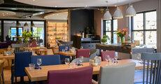 Hotel Campanile Einhoven w Niderlandach_restauracja.JPG
