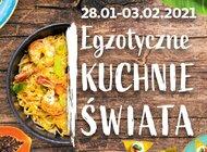 Festiwal Egzotyczne kuchnie świata w Auchan Bogactwo produktów i smaków  z różnych stron świata