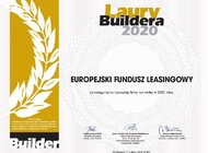 EFL podwójnie nagrodzony przez sektor budowlany