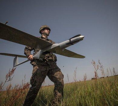 Szkolenie operatorów BSP FlyEye z Wojsk Obrony Terytorialnej
