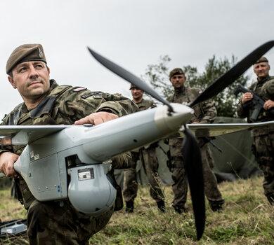Szkolenie operatorów FlyEye