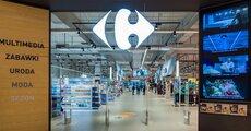 Hipermarket Carrefour w CH Posnania.jpg