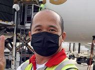 Pierwszy lot Emirates obsługiwany przez w pełni zaszczepione zespoły