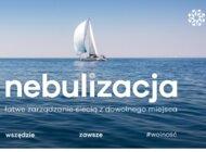Nebulizacja - nowa kampania marki Zyxel