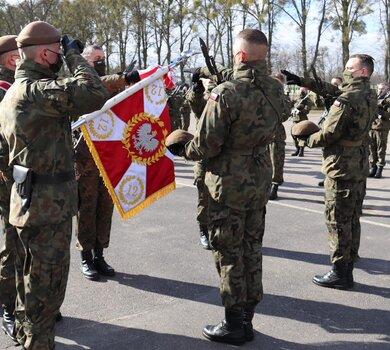 Przysięga Terytorialsów z Wielkopolski