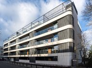 Apartamentowiec Yareal przy Łazienkach Królewskich gotowy do zamieszkania | GALERIA ZDJĘĆ