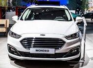 Ford zakończy produkcję sedana mondeo