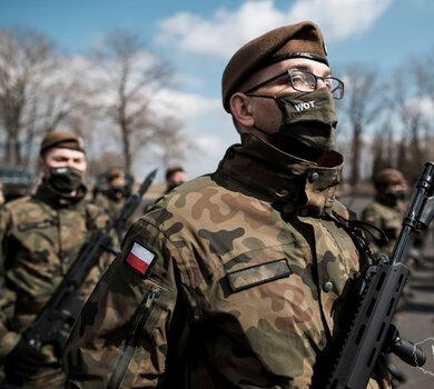 """""""Ja, żołnierz Wojska Polskiego przysięgam!"""""""