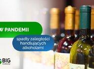 W pandemii spadły zaległości handlujących alkoholami