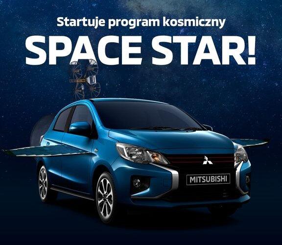 Mamy przyjemność ogłosić, że polski oddział #Mitsubishi dołączył do prac nad programem kosmicznym SPACE STAR 🌠 Szukamy ochotników, którzy wezmą udział w pierwszym w historii locie na Saturna.