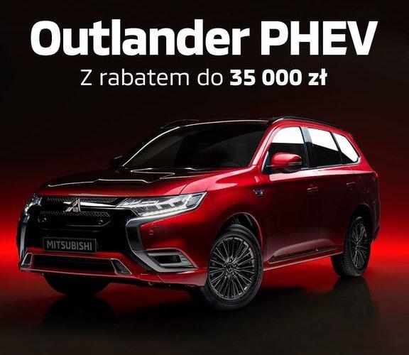 #Mitsubishi #OutlanderPHEV z rabatem nawet do 35 000 zł! Skorzystaj z oferty i ciesz się elektryczną hybrydą z bogatym, komfortowym wyposażeniem. Dowiedz się więcej i umów się na jazdę próbną 👇  https://bit.ly/OutlanderPHEVzrabatem