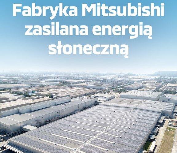 Na dachu fabryki #Mitsubishi w Tajlandii zamontowano system fotowoltaiczny, który pozwoli na znaczną redukcję emisji CO2. To kolejny krok Mitsubishi w stronę ekologii. MMC nieustannie działa na rzecz środowiska i dąży do zmniejszenia...